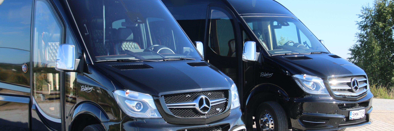 Polarbus bussit 1